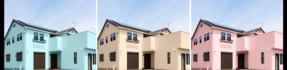 屋根外壁 外壁塗装 防水工事 雨漏り修理