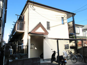 上尾市 O様8世帯アパート 屋根・外壁塗装事例
