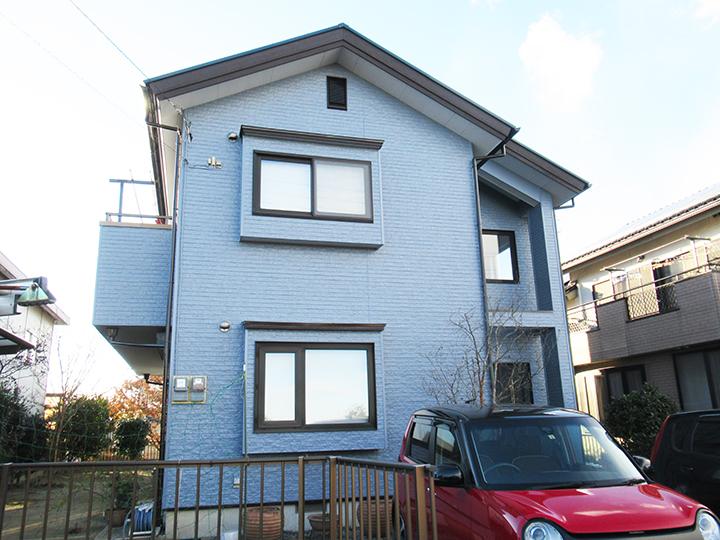 杉戸町 S様邸 屋根・外壁塗装事例