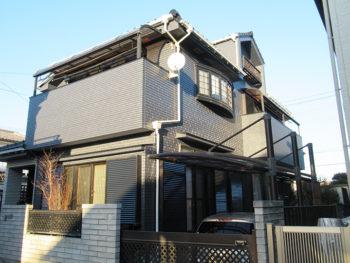 桶川市 S様邸 屋根・外壁塗装事例