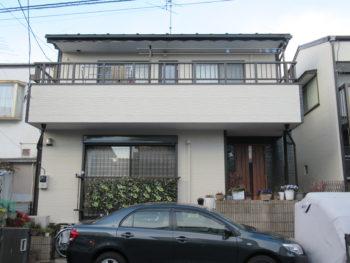久喜市 I様邸 屋根・外壁塗装事例