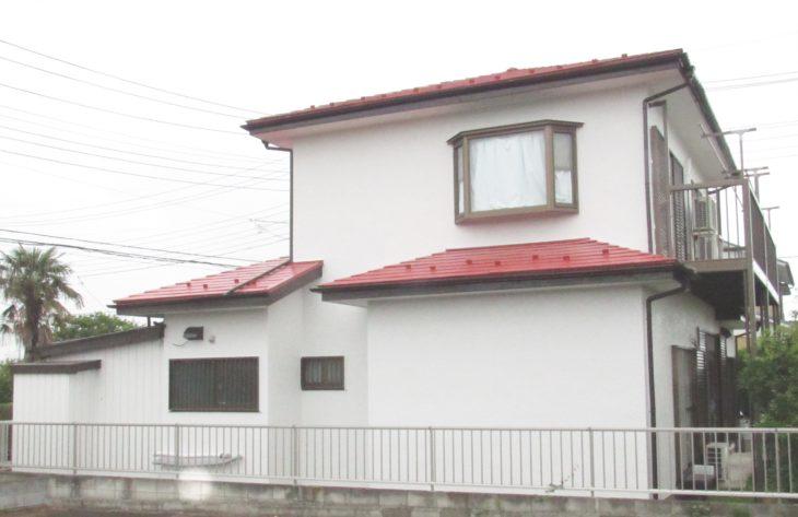 行田市 Y様邸外装リフォーム工事