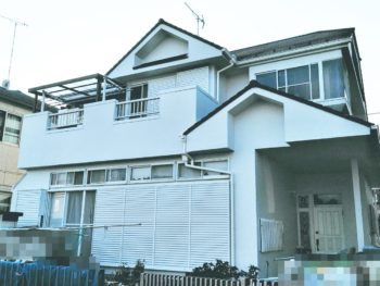 埼玉県桶川市 N様邸外装リフォーム工事