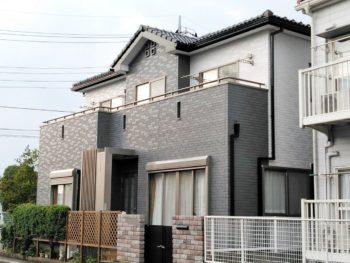 栃木県小山市 Y様邸外装リフォーム工事