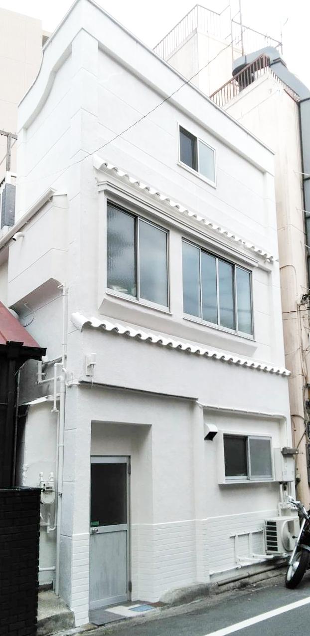 東京都台東区 H様邸外装リフォーム工事