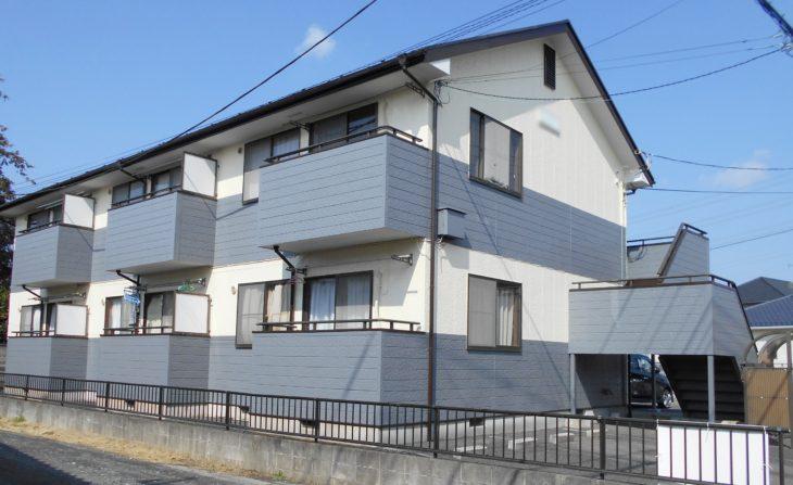 上尾市 アパートS-A棟様外装リフォーム工事