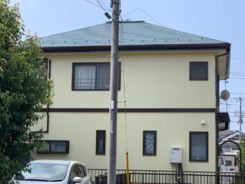 鴻巣市 S様邸外装リフォーム工事