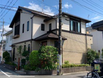 鴻巣市 Y様邸外装リフォーム工事