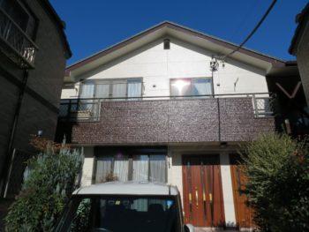 埼玉県上尾市 M様邸外装リフォーム工事