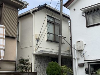 東京都中野区 S様邸外装リフォーム工事