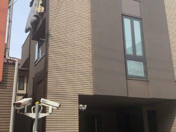 東京都豊島区 A様邸外装リフォーム工事