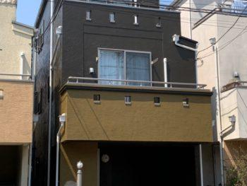 東京都杉並区 I様邸外装リフォーム工事