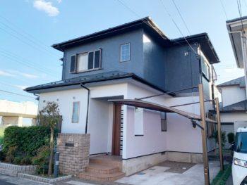 埼玉県久喜市 H様邸外装リフォーム工事