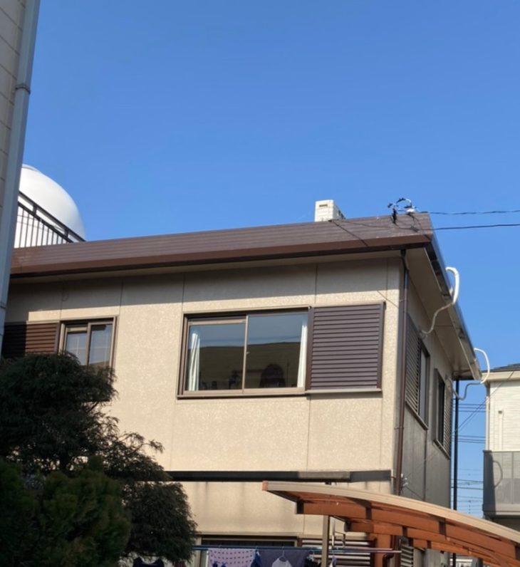 埼玉県春日部市 M様邸外装リフォーム工事