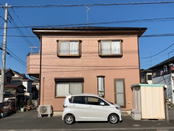 埼玉県鴻巣市 S様邸外装リフォーム工事