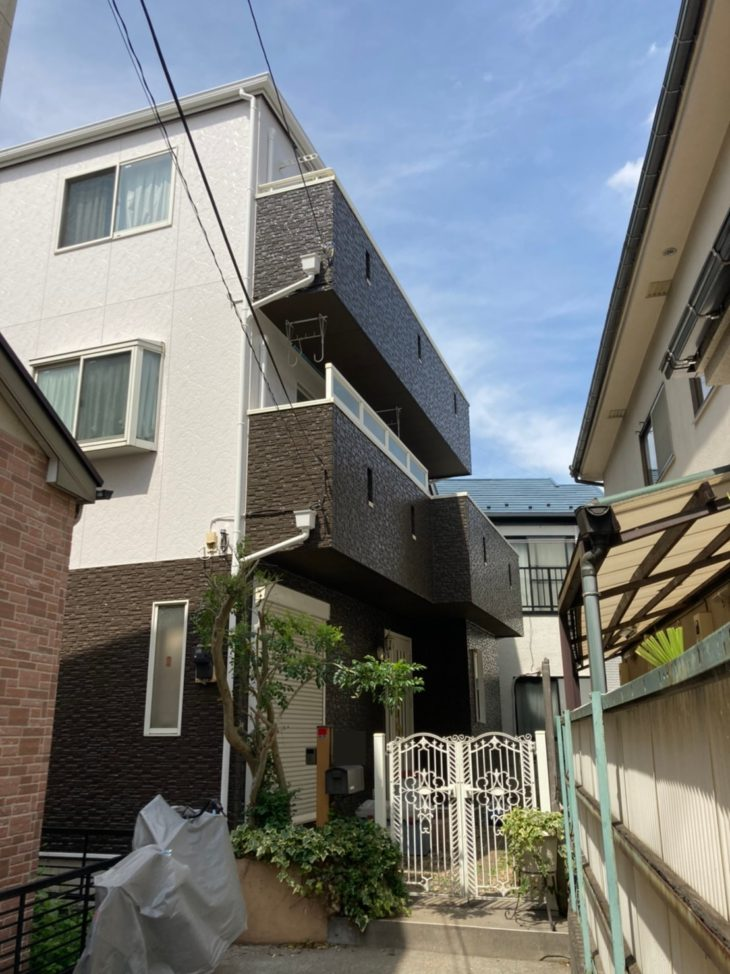 埼玉県上尾市 S様邸外装リフォーム工事
