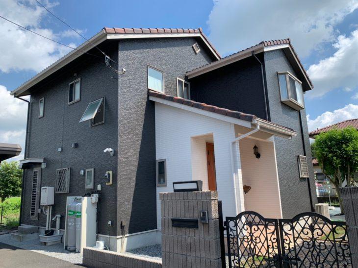 埼玉県加須市にて M様邸外装リフォーム工事